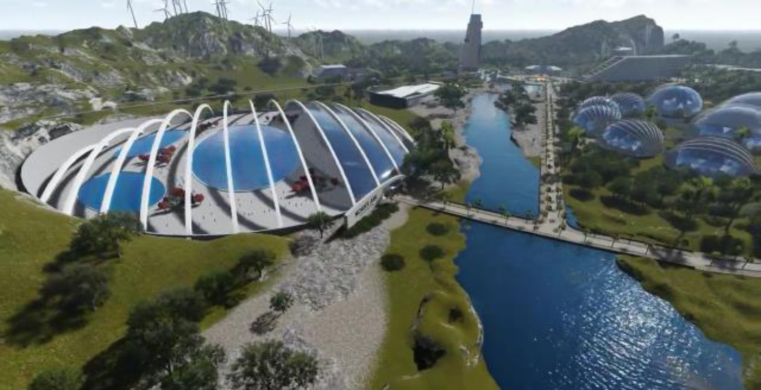 Noah\'s Ark - State-of-the-art animal and ecological conservation park To Be Built To Protect The World's Animals