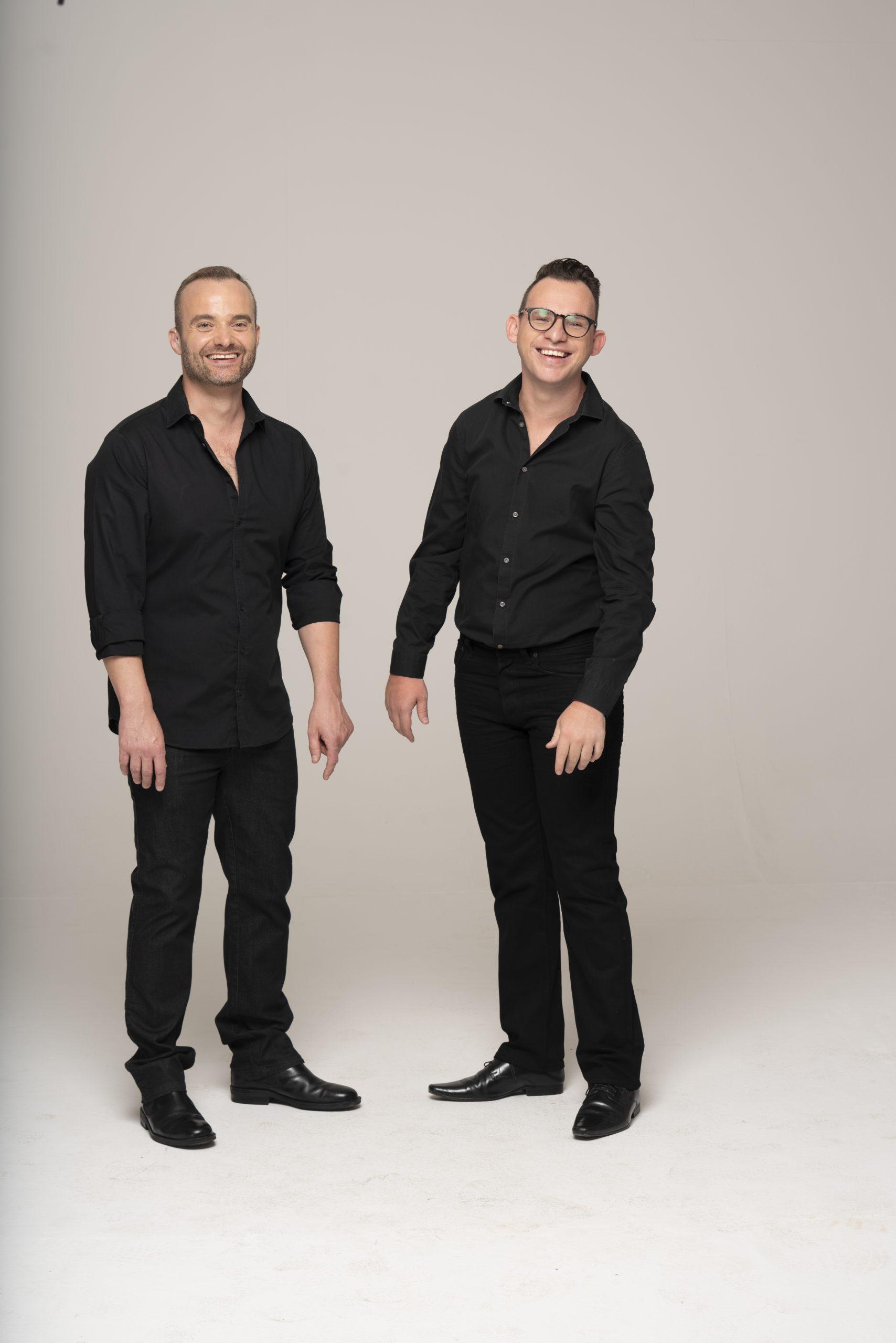 Richard and Hein Prinsloo Curson