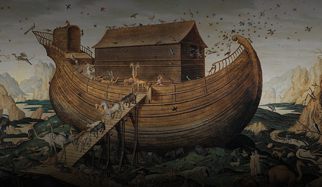 Real Noah's Ark 'buried in Turkish mountains' and experts say 3D scans will prove Biblical ship's existence