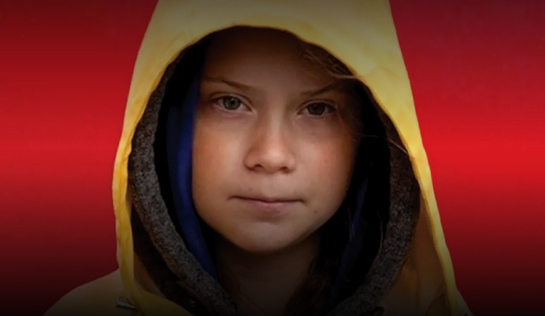 Professor writes critical 'Open Letter' to teen climate activist Greta Thunberg